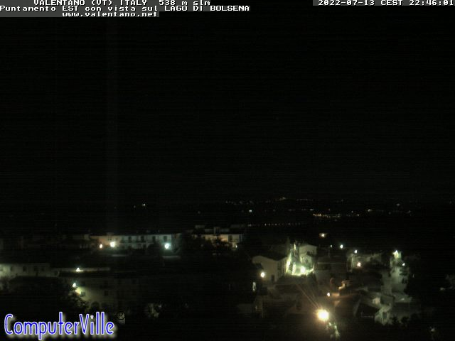 Valentano webcam - Valentano webcam, Lazio, Viterbo